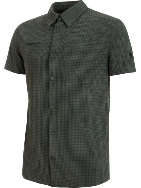 Mammut Trovat Trail - T-shirt manches courtes Homme - gris